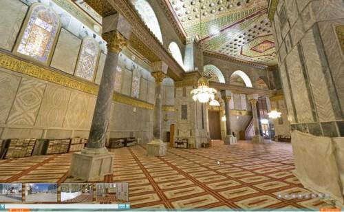 Masjidil Aqsa 3d tour